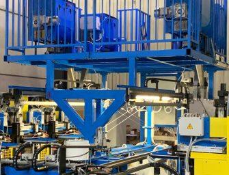 Icer Brakes incorpora una prensa automática a su capacidad productiva