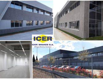 Icer Brakes ultima la puesta en marcha de su nuevo centro tecnológico