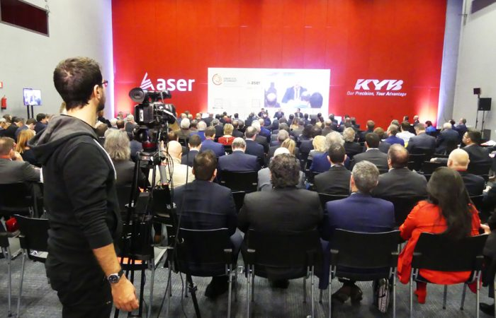 ii congreso de aftermarket by aser sobre la transformacion digital 700x450
