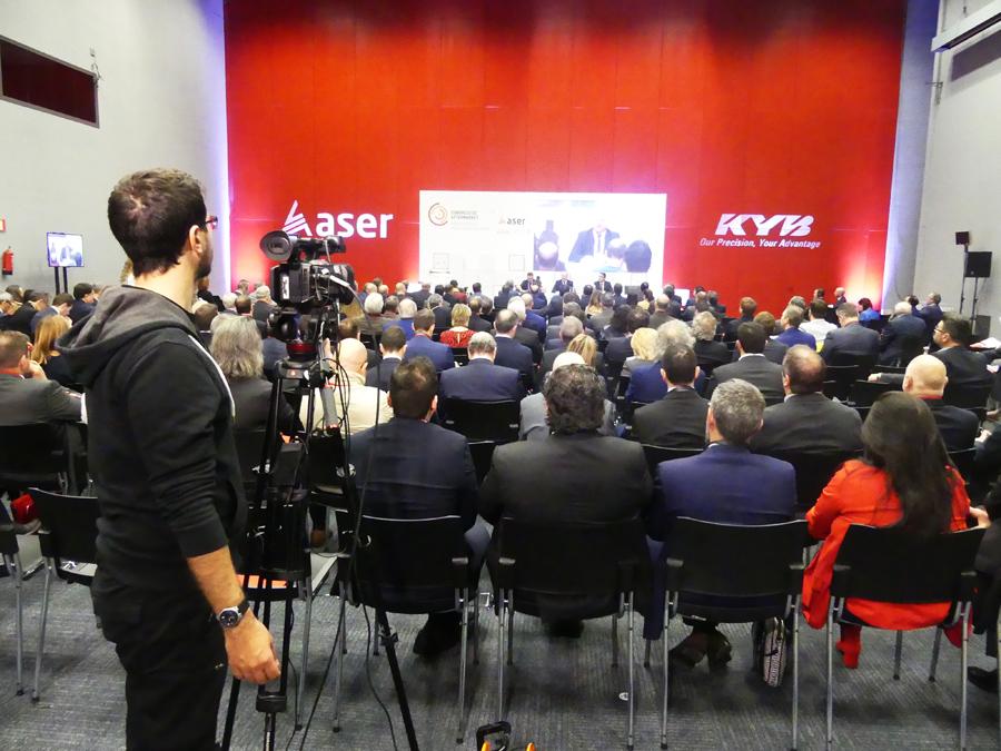 ii congreso de aftermarket by aser sobre la transformacion digital