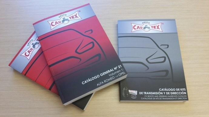 Imagen catálogo general Grupo Cautex