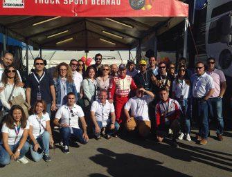Bosch Automotive Aftermarket estuvo con sus clientes en el GP Camión de España