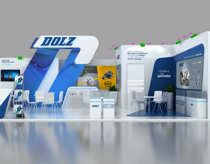 Industrias Dolz Automechanika 2018
