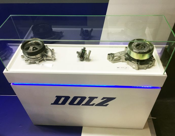 Industrias Dolz kits distribución con bomba kits sin bomba