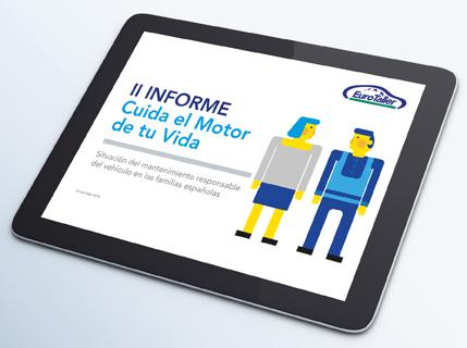 Informe EuroTaller inversión de las familias españolas