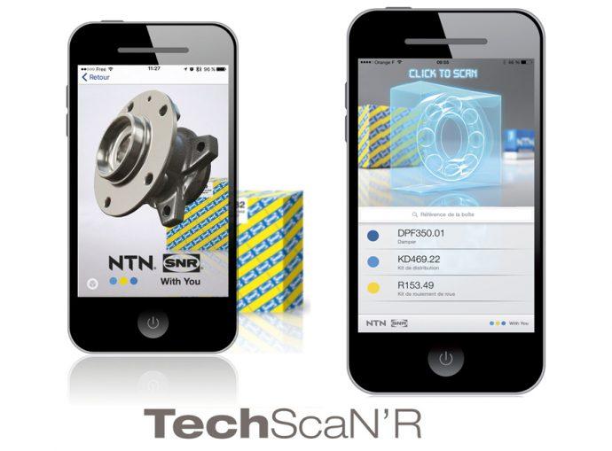 innovación de NTN-SNR