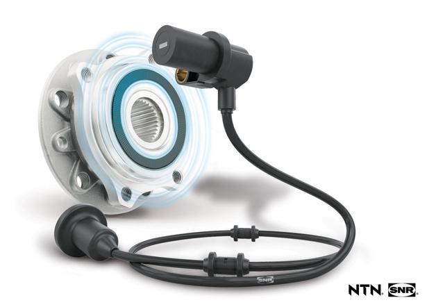 innovación de NTN-SNR rodamiento captador para motor eléctrico