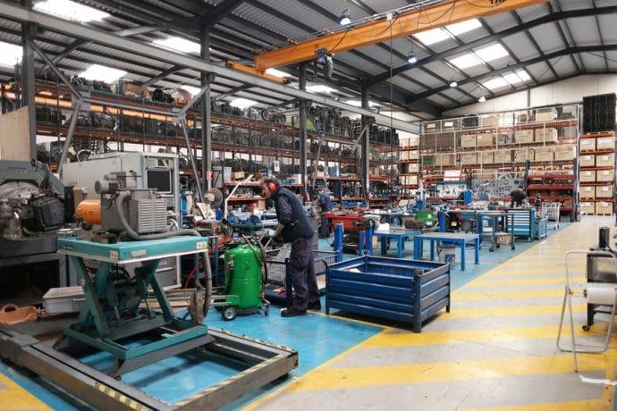 instalaciones Autosur de Levante