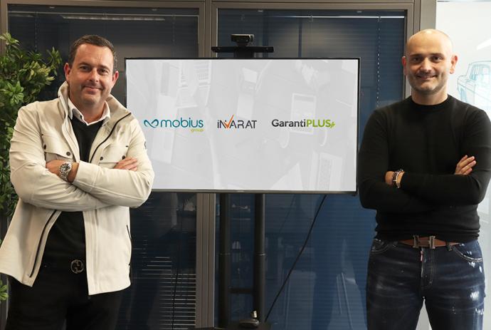 integración de Mobius Group, Invarat y GarantiPlus