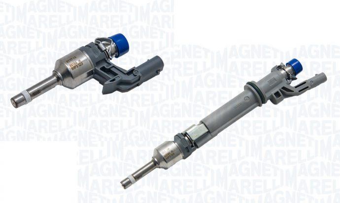 inyectores GDI para motores gasolina de Magneti Marelli