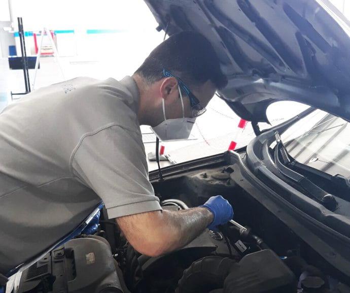 ITV rechazó en 2019 más de cuatro millones de vehículos en primera inspección