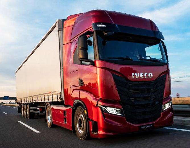Iveco S-Way se fabricará en Madrid