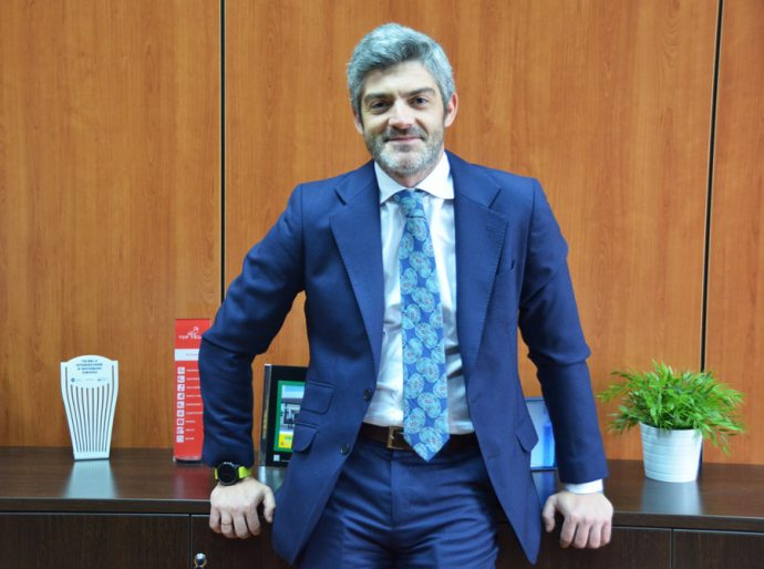 Javier Lorenzo director ejecutivo Civiparts España