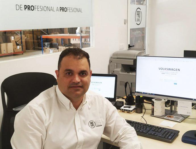 Jesús Sánchez Cascales PRO Service Murcia