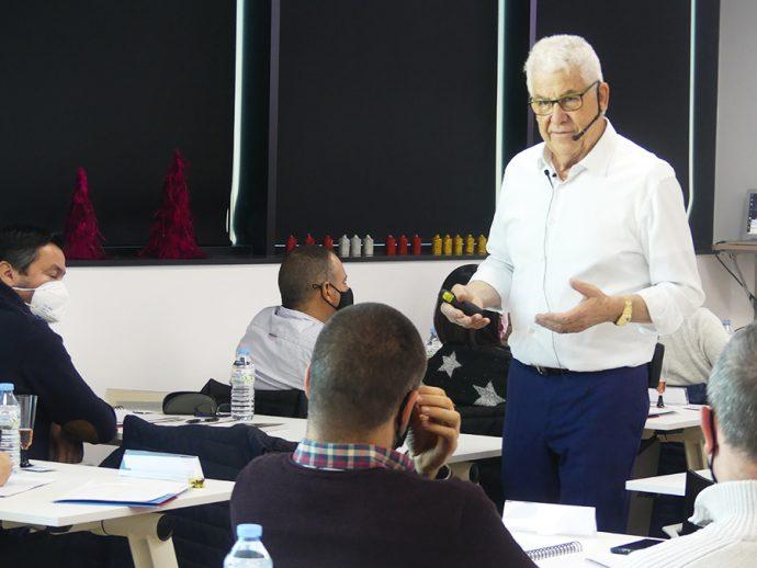Jordi Vila Porta formación gerentes sector automoción