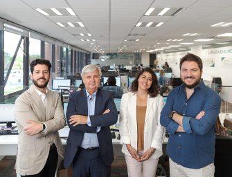 Mobius Group ficha a Jorge Oliveros para su nueva plataforma Wolly