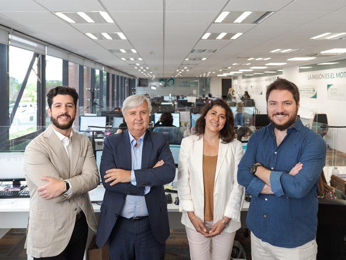 Jorge Oliveros nuevo CEO de Wolly experiencia digital que centraliza asistencia del hogar y reparaciones de vehículos