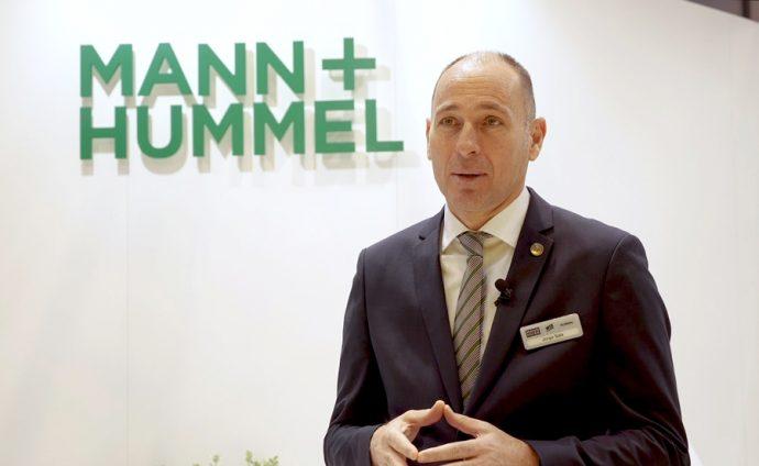 Jorge Sala nuevo director para Europa Occidental del Aftermarket de MANN+HUMMEL