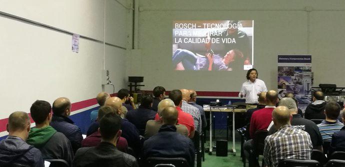 jornada sobre conectividad Bosch