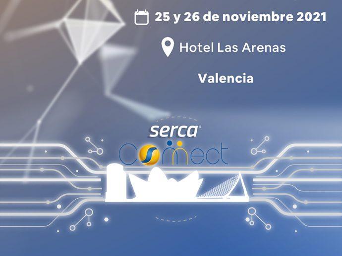 jornadas de trabajo Serca Connect días 25 y 26 de noviembre en Valencia