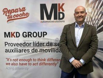 José Antonio Camellín, nuevo subdirector general corporativo de MKD Automotive