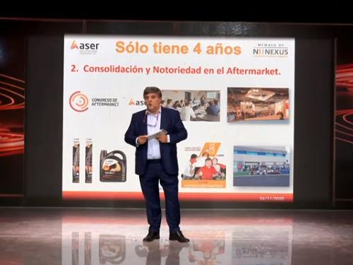 José Luis Bravo ASER en Directo 2020