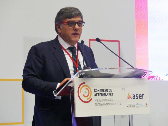 José Luis Bravo candidato presidencia de Ancera