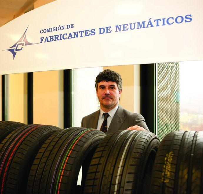 José Luis Rodríguez Consorcio de Caucho