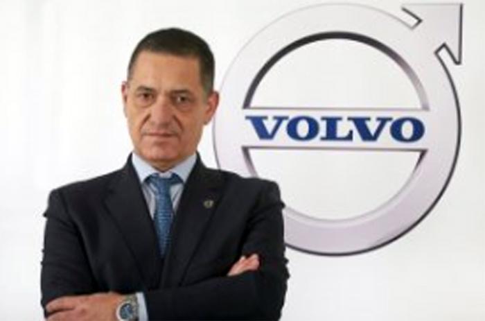 José María Martínez Volvo Trucks