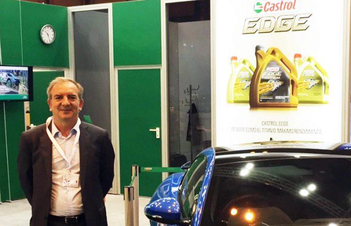 José Miguel López director de Ventas del canal indirecto para Iberia e Italia de Castrol