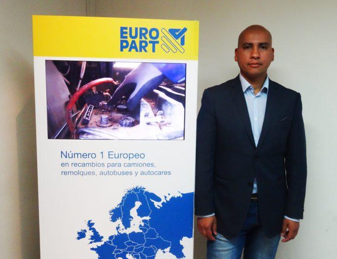 José Navarro director general EUROPART España