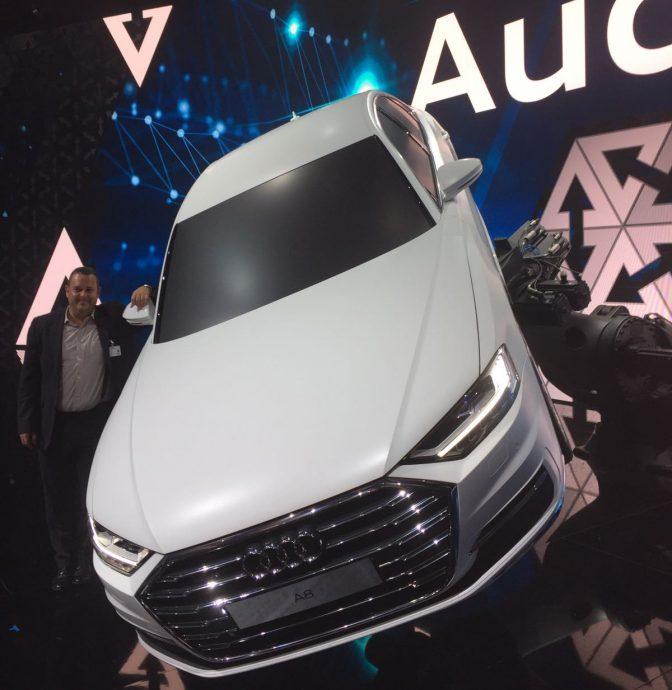 José Piñera Audi Summit 2017