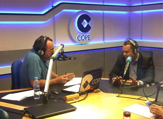 José Piñera COPE