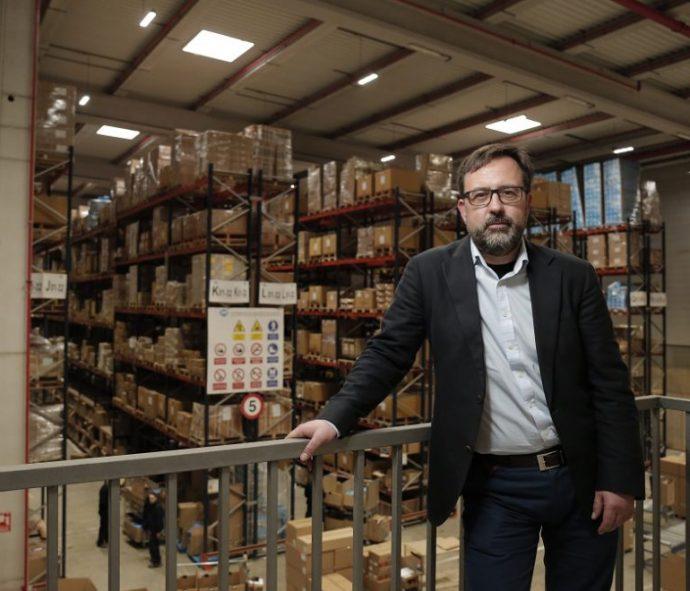 Josep Grañó CEO de Metalcaucho