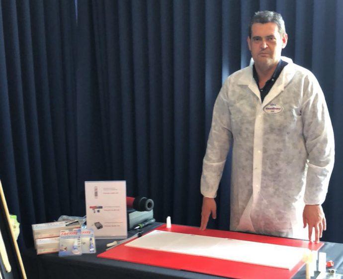 Juan Manuel Martín Técnico de Formación en Henkel Ibérica