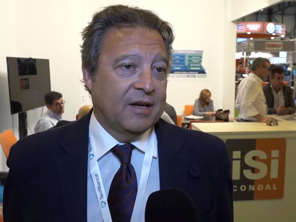 Juan Ramón Cervantes director general de Isi Condal