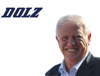 Industrias Dolz anuncia la jubilación del histórico Francis Hocquet