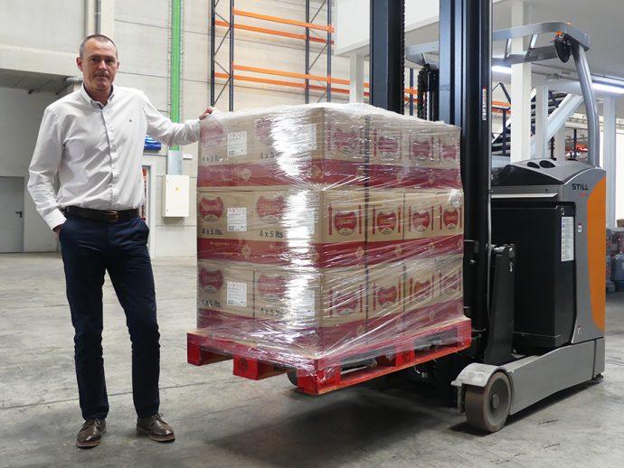 Julio Estallo director comercial de Siker Products Dynamic