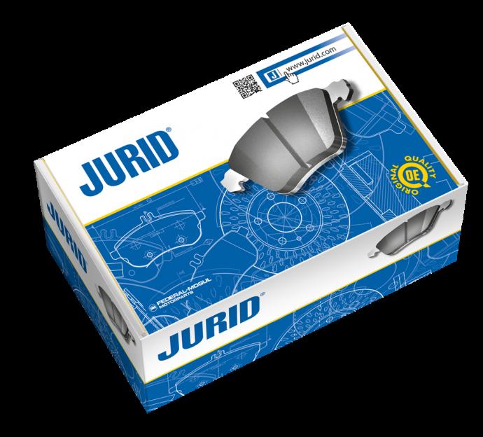 Jurid LV brake pack_2018