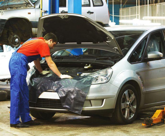krafft auto correcto mantenimiento del vehículo