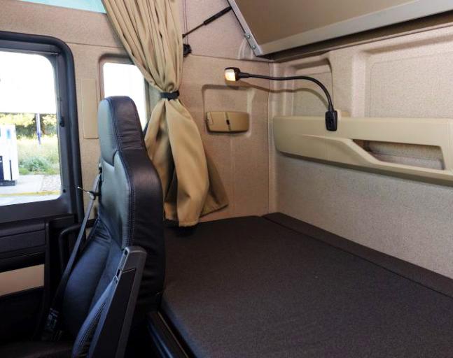 La prohibición de descanso en cabina podría incrementar los robos en camiones