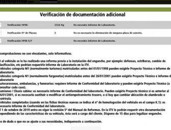 Nuevo verificador de documentación online para enganches de Lafuente