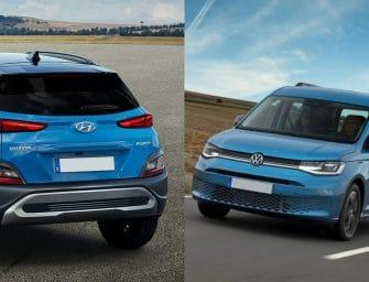 Nuevos enganches de Lafuente para Hyundai Kona y Volkswagen Caddy