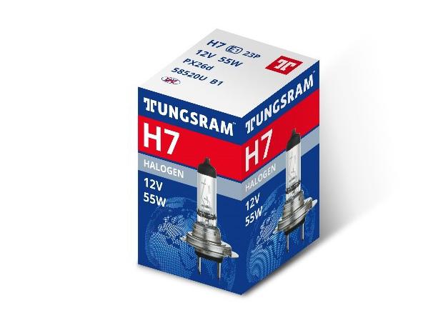 lámparas H7 de Tungsram