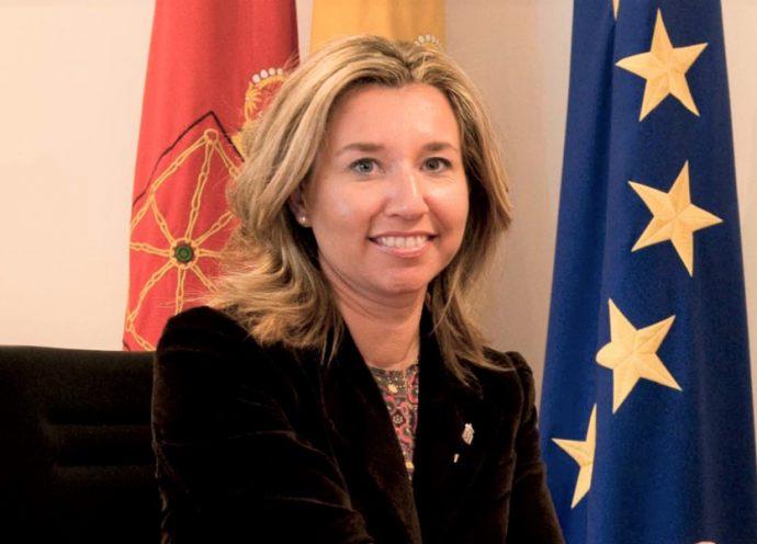 Laura Alba Cuadrado adjunta Dirección General Lizarte
