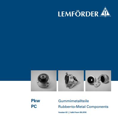 lemförder catálogo de Caucho-Metal