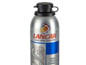 Para limpiar el aceite del sistema de refrigeración, confía en Lancar R.O.C.