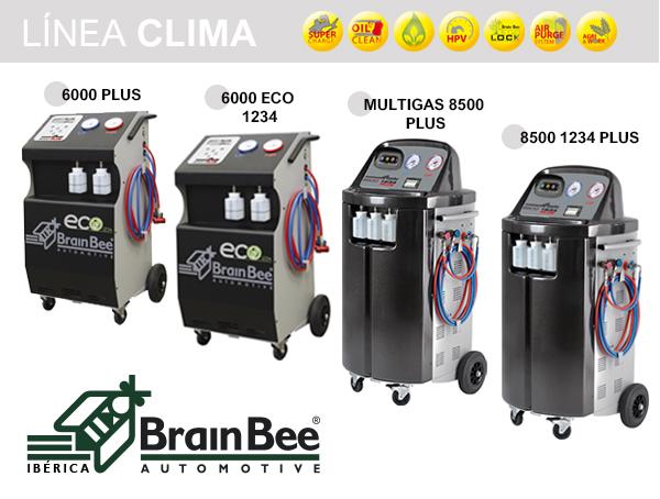 Brain Bee Línea Clima aire acondicionado