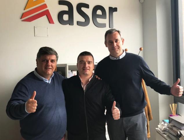Liqui Moly nuevo proveedor de ASER