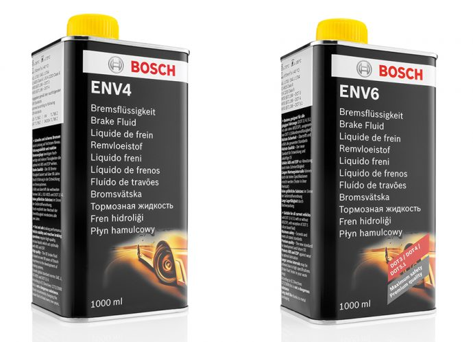liquido frenos Bosch ENV4 y ENV6